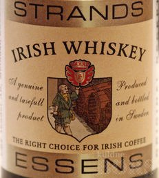 IRISH WHISKY ESSENTS