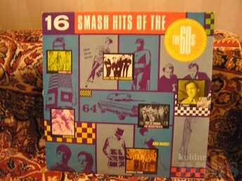 16 SMASH HITS OF THE 60'S