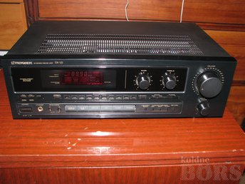 PIONEER SX-121 STEREO RECEIVER (1992)