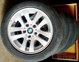 "16"" BMW VALUVELJED"