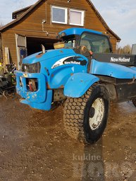 TELESKOPLAADUR NEW HOLLAND 2003A