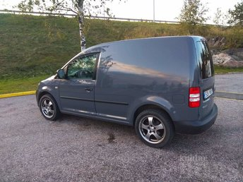 VW CADDY KASTEN 0.02 TDI 103 kW -11