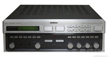 REVOX B251 STEREO INTEGRATED AMPLIFIER