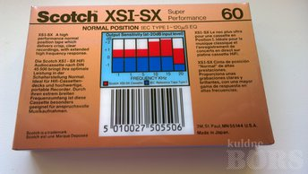SCOTCH XSI-SX 1990