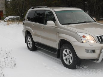 TOYOTA LAND CRUISER 120, 3,0 -06