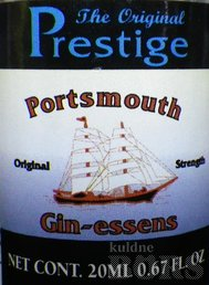 PORTSMOUTH GIN ESSENTS