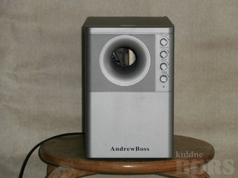 SUBWOOFER ANDREW BOSS 60W