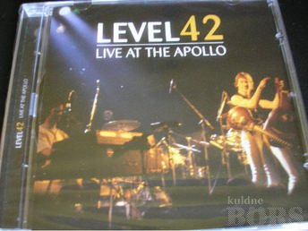 LEVEL 42: apollo