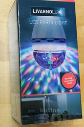 DISCO/PARTY LED PIRN
