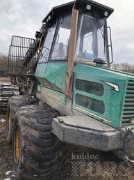 METSIS FORWARDER 408F