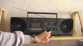 TRAVELLERS SOUND STEREO RADIO RECORDER