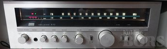 SANSUI STEREO RECEIVER R-30, SUPER DISAIN