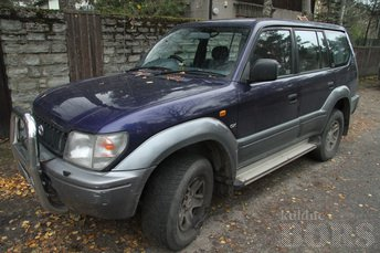 TOYOTA LAND CRUISER 90 3.0 -99
