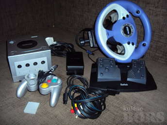 NINTENDO GAMECUBE MÄNGUD MINI CD 10TK