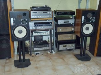 "KAUPLUS ""HIFICLASSIC"" , VINTAGE AUDIO , HI-FI , HIGH-END !"