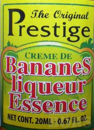 BANAN LIQUEUR ESSENTS