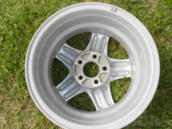 OPEL VECTRA TUTTUUS ORIGINAAL VALUVELG 5X110 R15