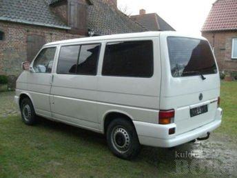 626f0de3ef1 VW TRANSPORTER T4 2.4D -96 VARUOSADEKS, müük, kuulutus 57698019 ...