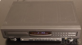 PHILIPS CD 910 CD-PLAYER