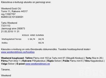 4fcda56e6aa ADIDAS TERREX NAISTE KÄIMIS- JA MATKAJALATSID, müük, kuulutus ...