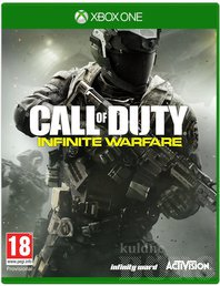 CALL OF DUTY INFINITE WARFARE XBOX ONE XB1
