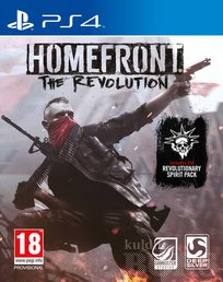 PLAYSTATION 4 PS4 MÄNG HOMEFRONT