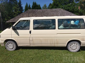 VW TRANSPORTER 1.9 50 kW
