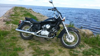 HONDA SHADOW VT125C 0.125 11 kW