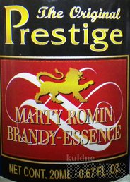 MARTY ROMIN BRANDY ESSENTS