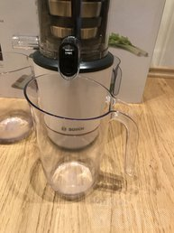 AEGLANE MAHLAPRESS / SLOW JUICER BOSCH VITA EXTRACT: Juicer3