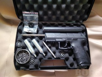 UMAREX HK P30 CO2 OHKPUSTOOL