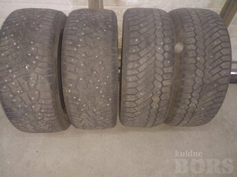 NAASTREHVID CONTINENTAL ICE CONTACT 2 225/55 R17 XL