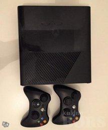 XBOX 360 E 250GB + 2 PULTI JA MÄNG, müük, kuulutus 82483221