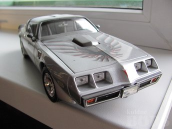 PONTIAC FIREBIRD TRANS AM 6,6L 1979