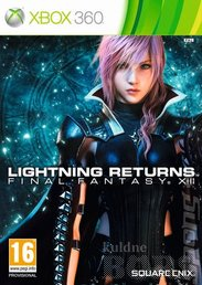 FINAL FANTASY XIII 13 LIGHTING RETURNS XBOX 360