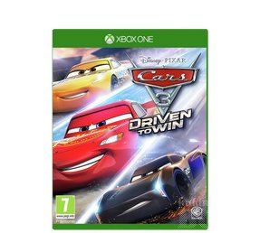 CARS 3 DRIVEN TO WIN XBOX ONE XB1