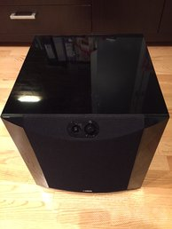 yamaha ns sw300 subwoofer m k kuulutus 52707462. Black Bedroom Furniture Sets. Home Design Ideas