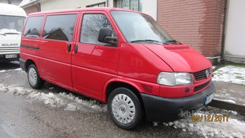 VW MULTIVAN 2.5 TDI 111 kW -98