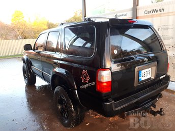 TOYOTA 4RUNNER LIMITED 3.4L 3.378 136 kW -97