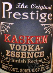 FINNISH VODKA ESSENTS