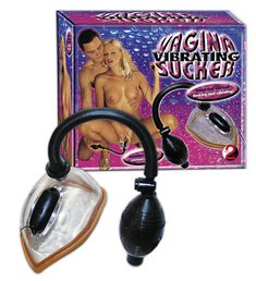 VAGINA VIBRATING SUCKER, VIBREERIV VAAKUMPUMP
