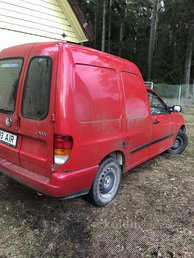 VW CADDY 44 kW -98