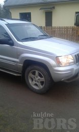 JEEP GRAND CHEROKEE 2.7 120 kW