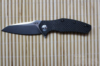 NUGA ZERO TOLERANCE 0770 CARBON FIBER M390 LIMITED EDITION