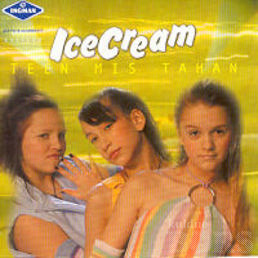 ICE CREAM: Teen mis tahan