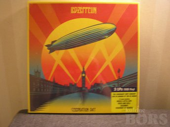 "LED ZEPPELIN ""CELEBRATION DAY"" 3LP"