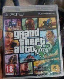 GTA5 - GRAND THEFT AUTO V - PS3