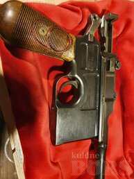 "MAUSER C96 ""ROT 9"""