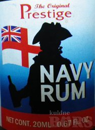 NAVY RUM ESSENTS