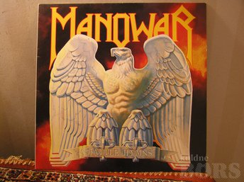 "MANOWAR ""BATTLE HYMNS"""
